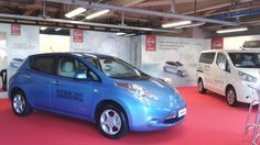 Smart Mobility World 2015 - Nissan