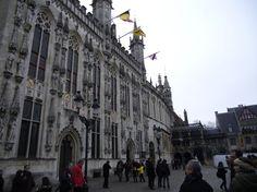 Brujas - Bruselas