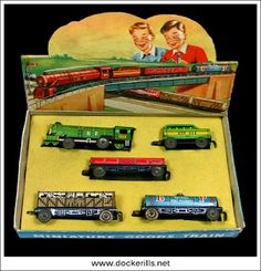 Post updated - Company Name/s: Glamorgan Toy Products Ltd. / Glam Toy / G.