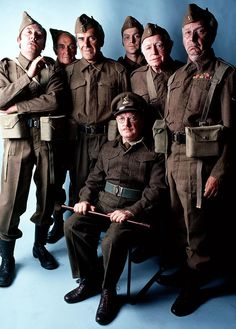 10 TV Shows That Explain British Culture totally luv dads army British Sitcoms, British Comedy, Comedy Tv, Comedy Show, Comedy Series, Radios, Detective, Dad's Army, Nostalgia