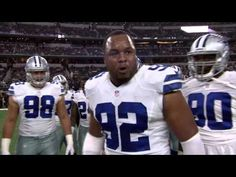 #nfl Jets vs. Cowboys Trailer