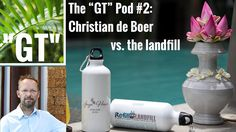 Co-founder of the not-for-profit Refill NOT Landfill in Cambodia, Christian de Boer, claims a hotel can obliterate its reliance on plastic water bottles in about 15 minutes ...   https://goodtourismblog.com/2017/11/good-tourism-podcast-2-plastic-free-hotel-15-minutes/  #GoodTourism #tourism #hotels #responsibletourism #sustainabletourism #waste