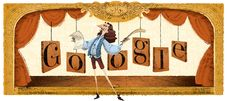 Celebrating Molière February 2019 French writer and playwright Google Doodles, Louis Xiv, Satire Comedy, Types Of Puppets, Ballet Music, Playwright, How To Show Love, Maker, Flower Basket