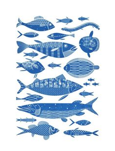 :: Mariette Guigal, Dans la mer, Diable! Petite manufacture, diable.bigcartel.com ::