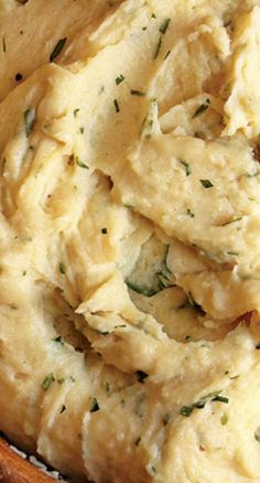 Julia Child's Garlic Mashed Potatoes