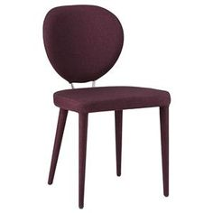Atelier - Eclectic - Fabric dining chair/DINING CHAIRS/SEATING/SHOP BY PRODUCT/ATELIER BOUCLAIR|Bouclair.com