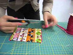 Livingthecrafts Tutorial como hacer un guardakleenex - YouTube