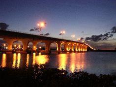 Barber Bridge,Vero Beach,Florida