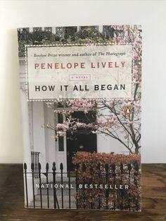 Penelope Lively, Fiction Novels, Ebay