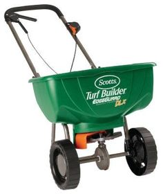 Turf Builder Edgeguard Deluxe Broadcast Spreader *** Be sure to check out this awesome product.