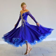 I want this dress for my ballroom comp.