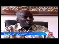 Célébration de la 30e année d'immortalité de Cheikh Anta Diop - YouTube