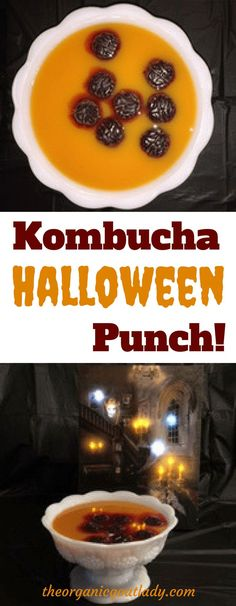Kombucha Halloween P