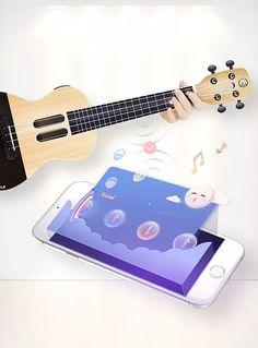The New Smart Ukulele, Populele . You can play Ukulele in 15mins :)