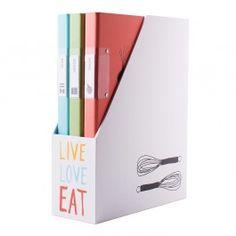 MY FAVOURITE RECIPES 3PK: LET'S EAT