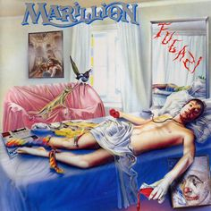 The album Fugazi of Marillion. Fish still as lead singer. This was art with capital A. Marillion isn't a shadow of itself since Fish has left.