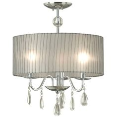 I pinned this Madison 3 Light Pendant from the Design Craft event at Joss and Main!