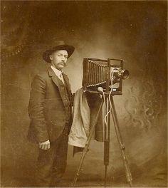 Cal L. McConaughy, photographer