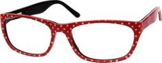 Order Online, Women's Red Full Rim Acetate/Plastic null Eyeglass Frames Model #631118. Visit Zenni Optical today to browse our collection of glasses and sunglasses.