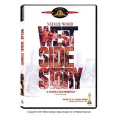 West Side Story : Natalie Wood, Richard Beymer, Russ Tamblyn, Rita Moreno,