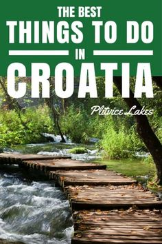 Things to do in Croatia_Plitvice Lakes PIN