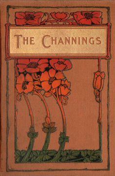 bright art nouveau series book covers