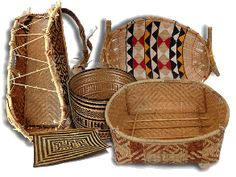 Baskets from Brazil