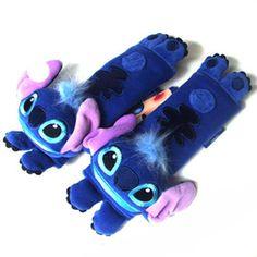 Disney Lilo & Stitch Multi Use Auto Car seat belt cover Plush Seat Shoulder Pad Cushion 2 pcs One Pair newnews http://www.amazon.com/dp/B00AC5S23U/ref=cm_sw_r_pi_dp_iUxlub0VNJMW0