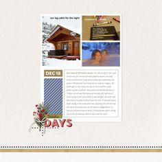 December Days - Dec 18 by sterkeurs #designerdigitals