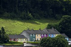 Courtmacsherry Houses by storvandre, via Flickr