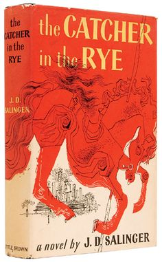 First edition of The Catcher in the Rye by J. D. Salinger (1951).