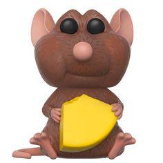Figurine Emile (Ratatouille)