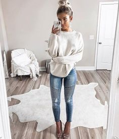 Picking out the perfect outfit is tricky any time of year, but finding a cute winter outfit is even harder. Too many layers and you're sweating before...