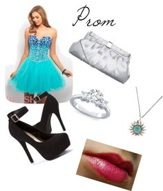 """Prom"" by hhatton on Polyvore"
