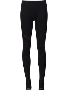 Shop Issey Miyake knitted leggings  in Anastasia Boutique from the world's best…