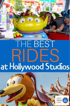 This is a guide to the Best Rides & Attractions in Disney's Hollywood Studios. Walt Disney World Rides, Disney World Vacation Planning, Disney World Florida, Disney World Parks, Disney Vacations, Disney Worlds, Disney World Secrets, Disney World Tips And Tricks, Disney Tips