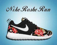 reputable site 47e82 4734c ... australia floral nike roshe run black and white nike floral roshe  floral roshe runs 1be2f 368e2