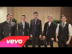 The only boy band that has my heart. Super crushing on this group of young men. Collabro - A Thousand Years (Acoustic) - YouTube