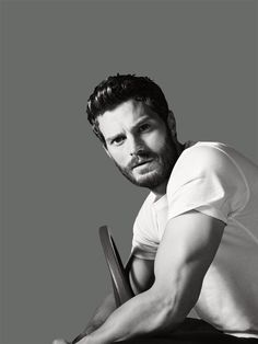 Fifty Shades' Jamie Dornan Aims to Please