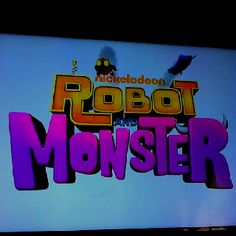 Robot and monster nickeloden