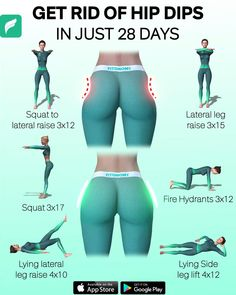 Dip Workout, Full Body Gym Workout, Slim Waist Workout, Gym Workout Tips, Workout Challenge, Workout Videos, Weekly Workout Routines, Toned Legs Workout, Workout List