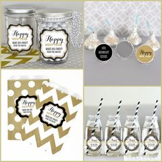 New Year Party Favors