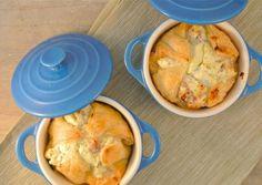 Petit salty with lentils - Healthy Food Mom Dutch Recipes, Gourmet Recipes, Healthy Recipes, Mini Cocotte Recipe, Homemade Recipe Books, Snacks, Desert Recipes, High Tea, Food Print