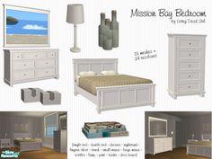 Living Dead Girl's Mission Bay Bedroom