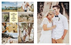 Rue De Seine Bride featured in HELLOMAY wearing the Eve gown