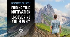 Here is lesson 1 of the Be The Better You Program: Finding your motivation; uncovering your why. It's time Figure out your real reason for wanting to be healthier. This motivation is a source of energy that helps you overcome fatigue, lack of willpower, or a bad day. It's the personal trainer standing next to you telling you to do one more rep. It's your own version of a pre-workout or caffeine. But in order for it to work, you're going to have to be honest with yourself, and you'll need ...