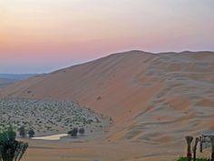 Wüstenimpressionen Abu Dhabi