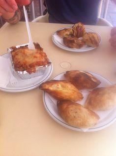 Mr maxims pastizzeria in bugibba square.  #perfect