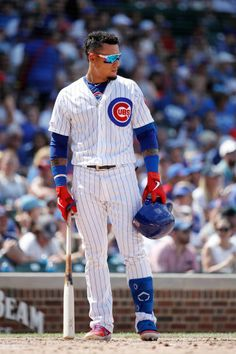 Baez Cubs, Cubs Wallpaper, Go Cubs Go, Chicago Cubs Baseball, Mlb Players, Cubs Fan, Cool Trucks, Cubbies, Stock Pictures