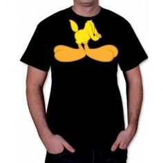 Sevimli Tweety T-Shirt-Erkek